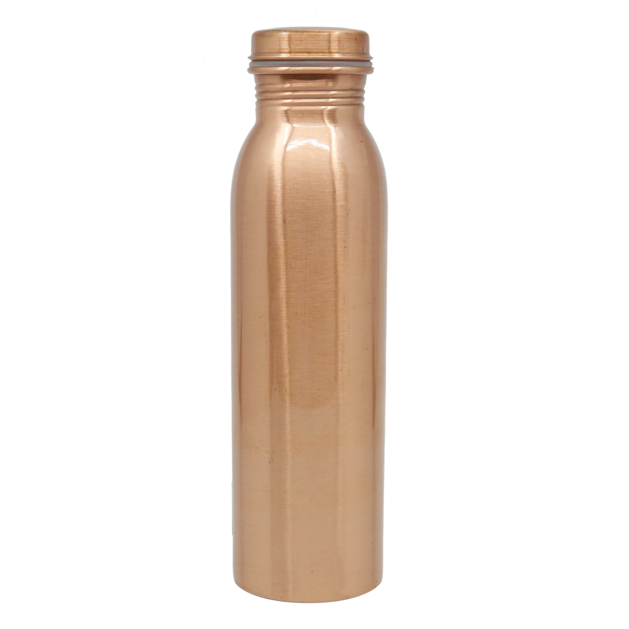 Battlane Pure and Clean High Grade Copper Water Bottle 1000 ml, Leak Proof Copper Water Bottle 1 Litre (Pack of 1)