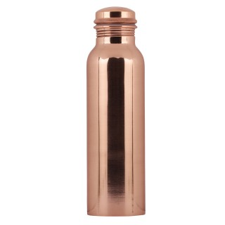 Battlane Pure and Clean High Grade Copper Water Bottle 1 litre