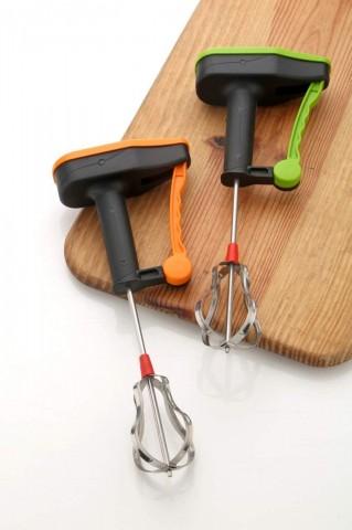 Battlane Power-Free Manual Hand Blender for Kitchen (Non Electric)