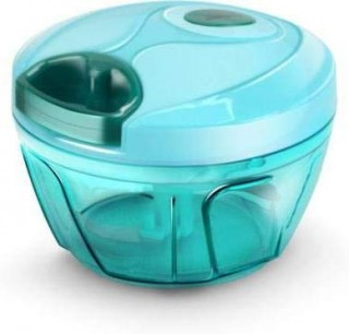 Battlane Handy Mini Plastic Chopper with 3 Blades - 500 ml