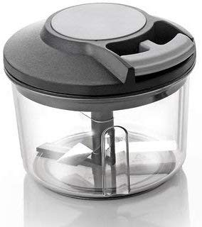 Battlane Handy Plastic Vegetable, Fruit Chopper with Pull Cord - 500 ml