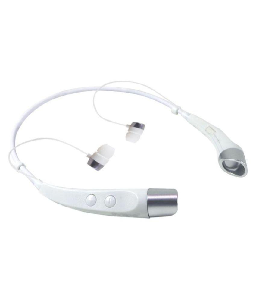 Battlane RBH-09 In Ear Wireless Earphones With Mic