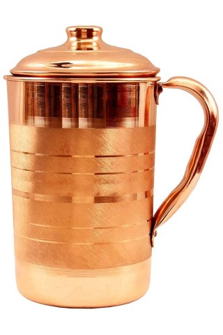 Battlane Copper Jug, Storage Water (1500 ml)